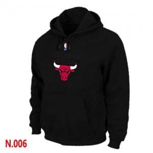 Hoodie De Basket Chicago Bulls Rouge Homme Pullover