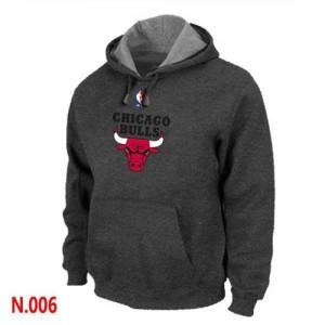 Sweat à capuche Bulls Pullover Noir Homme
