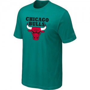 Tee-Shirt Bulls Homme vert Big & Tall Short Sleeve