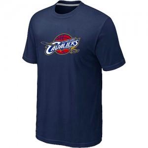 T-Shirt De Cleveland Cavaliers Big & Tall Primary Logo bleu marine Homme