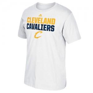Adidas NBA T-Shirt De Cleveland Cavaliers Immortal Team Homme Blanc