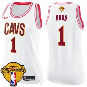 Nike NBA Maillot Hood Cavaliers Enfant Gris No.1 2018 Finals Bound City Edition