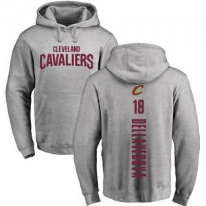 Nike NBA Sweat à capuche De Dellavedova Cleveland Cavaliers Ash Backer Homme & Enfant Pullover #18