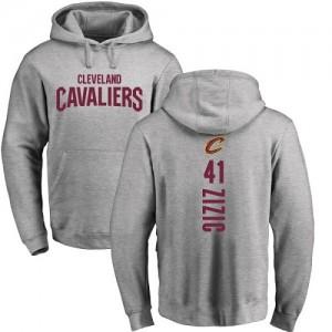 Nike NBA Sweat à capuche Basket Zizic Cleveland Cavaliers Pullover Ash Backer Homme & Enfant No.41