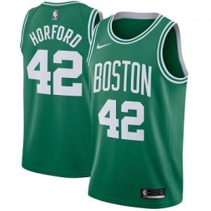 Nike NBA Maillots De Basket Al Horford Celtics No.42 vert Icon Edition Homme
