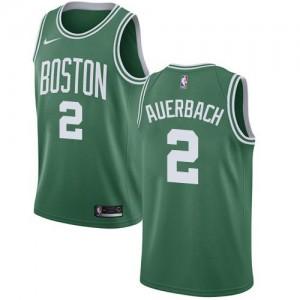 Nike NBA Maillot De Auerbach Boston Celtics Homme No.2 vert Icon Edition