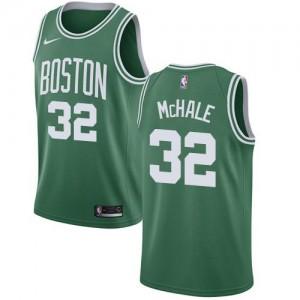 Nike Maillot Kevin Mchale Boston Celtics vert No.32 Enfant Icon Edition