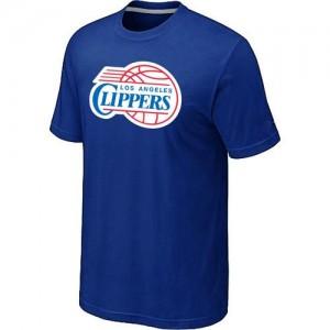 NBA T-Shirt Basket Clippers Big & Tall Primary Logo Homme Bleu