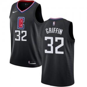 Nike NBA Maillot De Griffin LA Clippers Statement Edition Homme Noir No.32