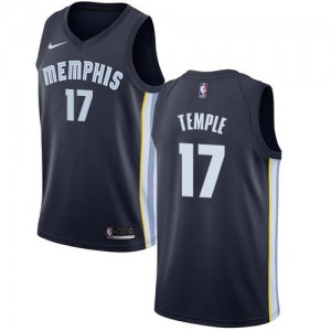 Nike NBA Maillot De Temple Grizzlies #17 Enfant bleu marine Icon Edition