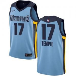 Nike Maillots De Temple Memphis Grizzlies Statement Edition Enfant #17 Bleu clair