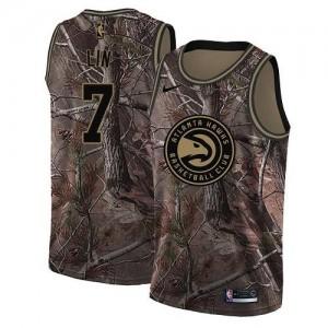 Nike Maillot De Basket Jeremy Lin Hawks No.7 Realtree Collection Camouflage Enfant