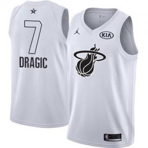 Maillots Basket Dragic Miami Heat Blanc #7 2018 All-Star Game Nike Enfant