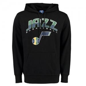 Sweat à capuche De Jazz Homme Noir UNK Ballout Pullover