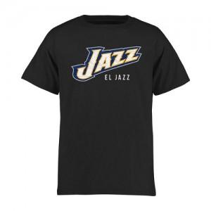T-Shirt Basket Jazz Homme Noches Enebea Noir