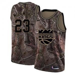 Maillot De Basket McLemore Sacramento Kings Realtree Collection #23 Homme Nike Camouflage