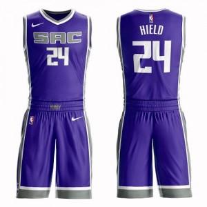 Nike NBA Maillot De Hield Kings Violet Suit Icon Edition No.24 Enfant