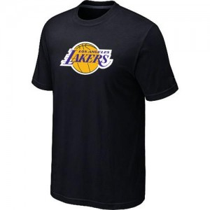 T-Shirt De LA Lakers Noir Big & Tall Primary Logo Homme