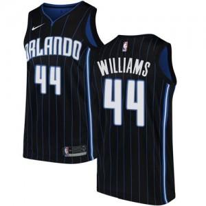 Nike NBA Maillots Jason Williams Magic No.44 Noir Statement Edition Homme