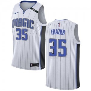 Nike NBA Maillot De Basket Frazier Orlando Magic Association Edition Blanc Enfant #35
