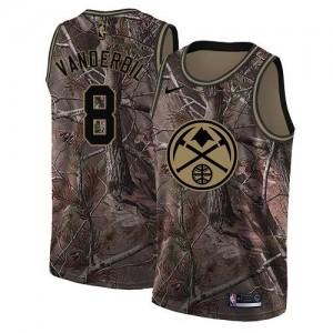 Maillot Basket Jarred Vanderbilt Denver Nuggets Camouflage #8 Nike Enfant Realtree Collection