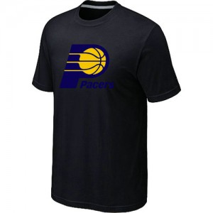 NBA Tee-Shirt De Indiana Pacers Homme Noir Big & Tall Primary Logo