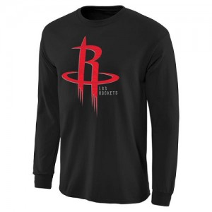 T-Shirt De Rockets Homme Noches Enebea Long Sleeve Noir