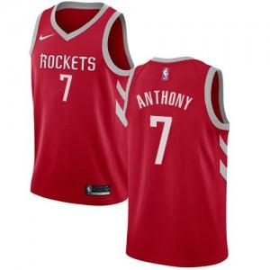 Nike Maillot Carmelo Anthony Rockets Rouge Enfant Icon Edition No.7