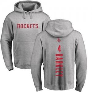 Nike Hoodie De Barkley Houston Rockets Pullover Homme & Enfant #4 Ash Backer