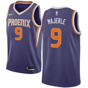 Nike NBA Maillot Basket Majerle Phoenix Suns Violet Icon Edition #9 Homme