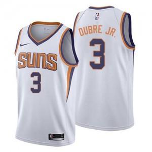 Nike Maillots De Oubre Jr. Phoenix Suns #3 Association Edition Blanc Enfant