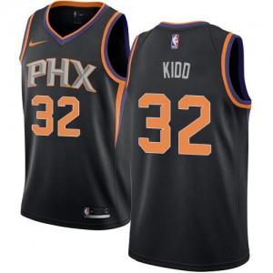 Nike NBA Maillot Jason Kidd Suns Statement Edition Noir Homme #32