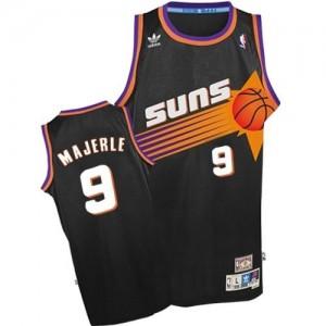 Maillots De Majerle Suns Noir Adidas Homme No.9 Throwback