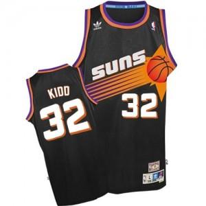 Adidas Maillot De Kidd Suns Homme Throwback No.32 Noir