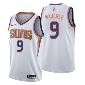 Maillot Basket Majerle Suns Blanc #9 Association Edition Nike Enfant