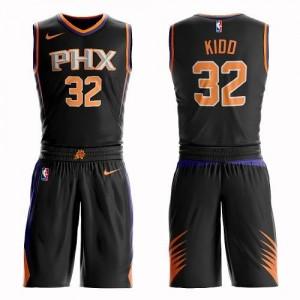 Maillots Kidd Suns Suit Statement Edition Nike Noir Homme No.32