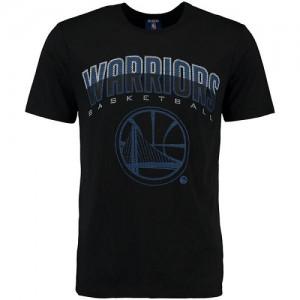 NBA Tee-Shirt De GSW UNK Evolve Homme Noir