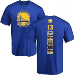 T-Shirt Chamberlain GSW Bleu royal Backer Nike Homme & Enfant #13