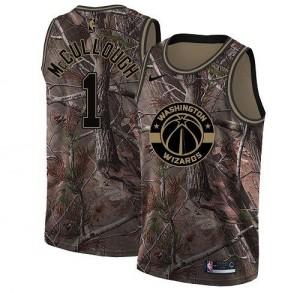 Nike Maillot De Chris McCullough Washington Wizards Realtree Collection Homme No.1 Camouflage