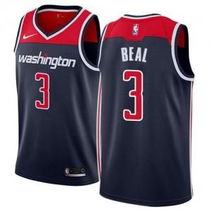 Maillot De Basket Beal Washington Wizards Nike Enfant Statement Edition bleu marine #3